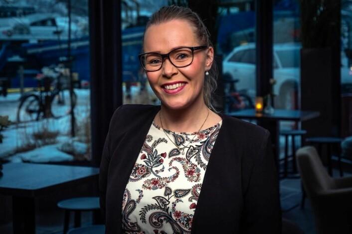 Ida Kristine Jacobsen er ansatt som ny hotelldirektør på Clarion Hotel The Edge. (Foto:Sander Torneus/Clarion Hotel The Edge)