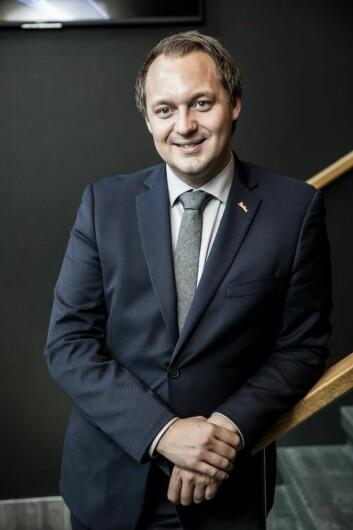 Frank Ove Wennevik. (Foto: Radisson Hotel Group)