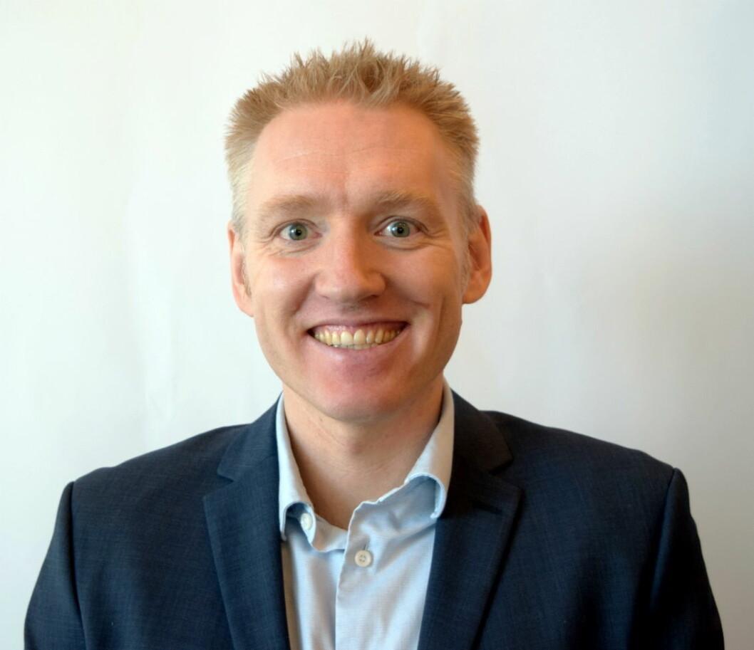 """Terje Thorstensen er ansatt som """"Director of Revenue Management"""" i Haut Nordic AS. (Foto: Haut Nordic AS)"""