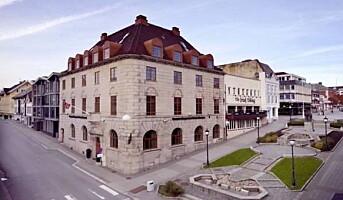 Prisvinnende hotell til Smarthotel