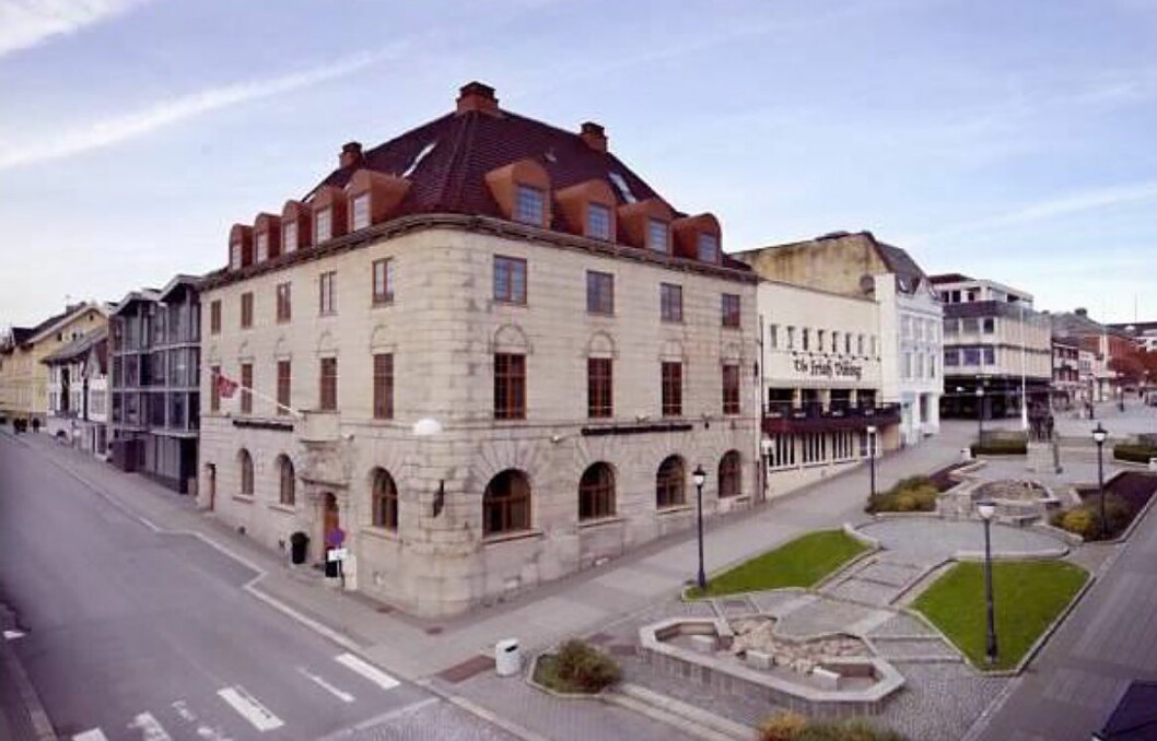 Banken Hotel i Haugesund blir et partnerhotell i Smarthotel. (Foto: Banken Hotel)