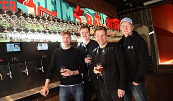 Her kan du snart tappe din egen øl i baren