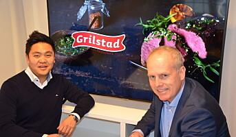 Fra Grilstad Storkjøkken til Grilstad Foodservice