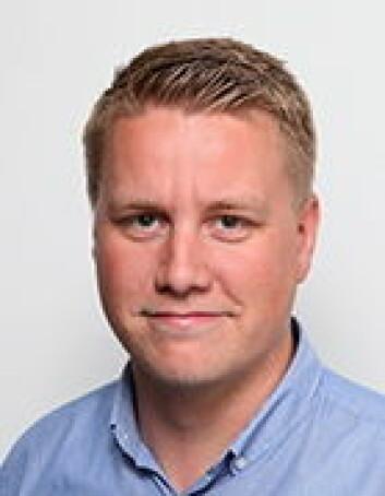 Ásgeir Einarsson. (Foto: Icelandair)