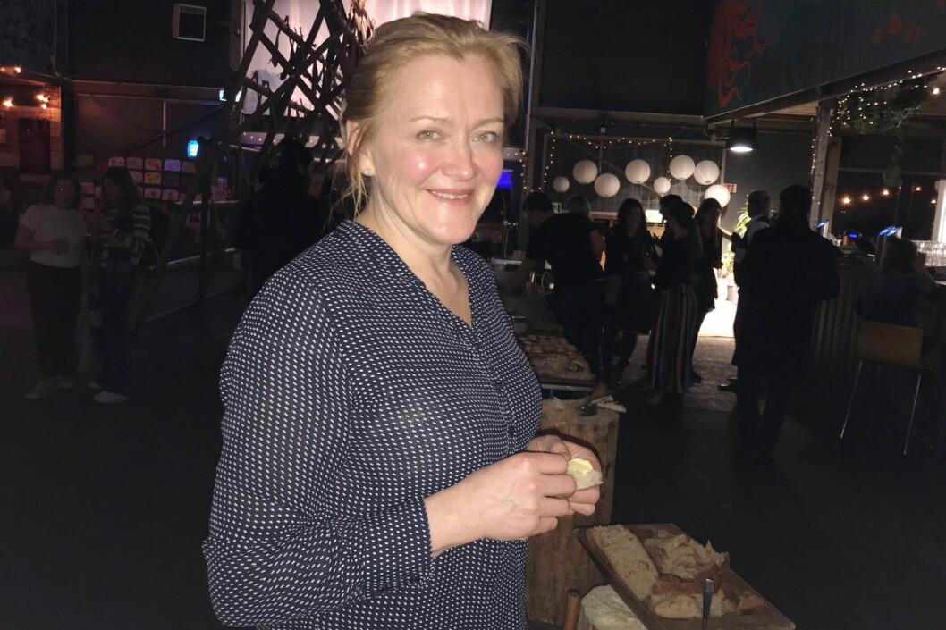 Heidi Bjerkan. (Foto: Christina Neumann, Norges Sjømatråd)