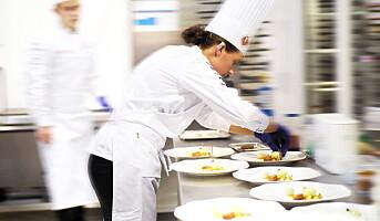 Matnasjonen Norge trenger flere dyktige kokker!