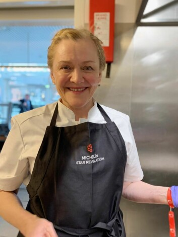 Heidi Bjerkan. (Foto: Norges Sjømatråd)