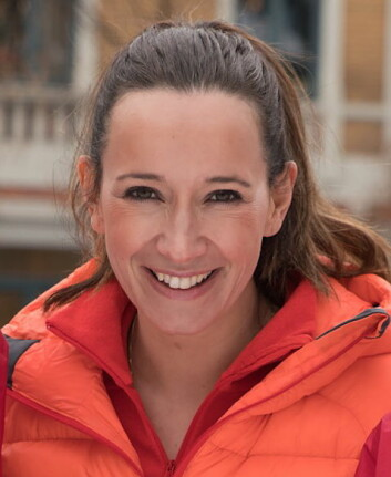 Nina Kristine Madsen-Geelmuyden. (Foto: Sverre Hjørnevik)