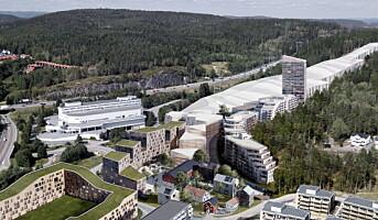 Skal bygge hotell ved SNØ