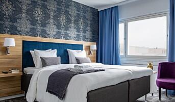 Åpner totalrenovert hotell i Borlänge