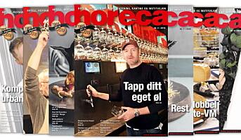 Nytt Horeca-magasin på vei
