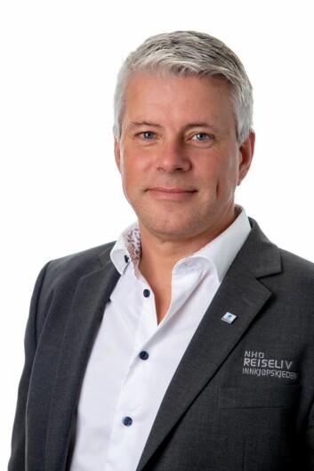 Innkjøpsdirektør Morten Karlsen i NHO Reiseliv Innkjøpskjeden. (Foto: NHO Reiseliv Innkjøpskjeden)