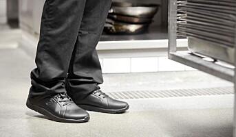 En sko som gir grep