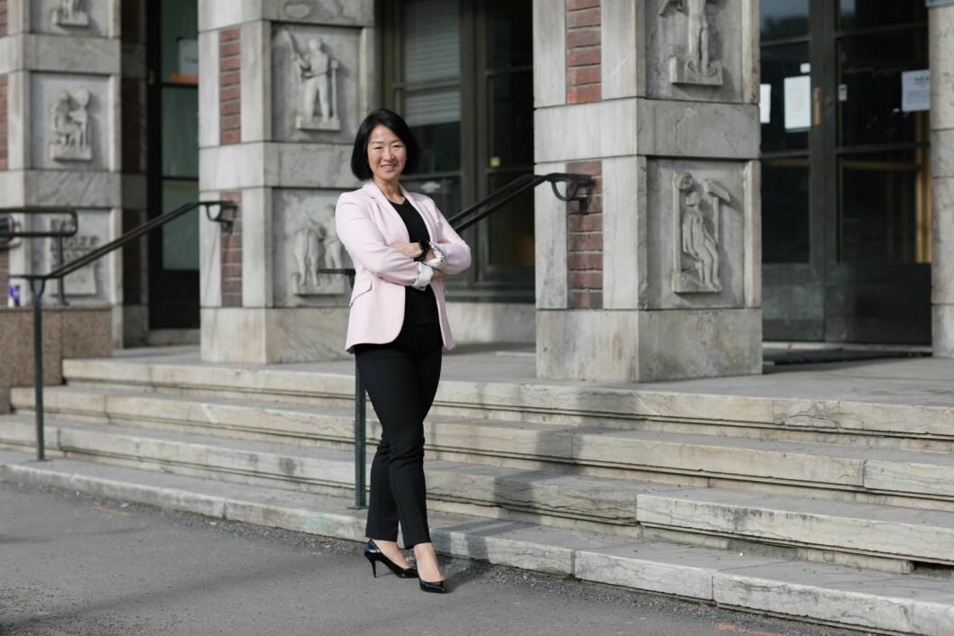 Marianne Bergseng blir ny salgs- og markedssjef på Sommerro i Oslo. (Foto: Nordic Hotels & Resorts/Jens Bredberg)