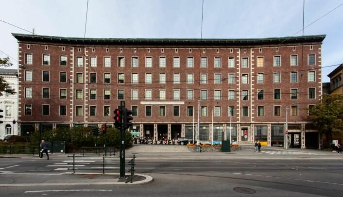 Dette blir snart til Sommerro Hotel. (Foto: Chris Aadland)