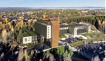 Nytt hotell skal bygges ved The Well