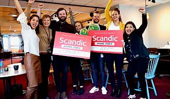 Scandic Hotels skal bli mer bærekraftig