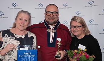 Finnmark Rein kåret til årets entreprenør