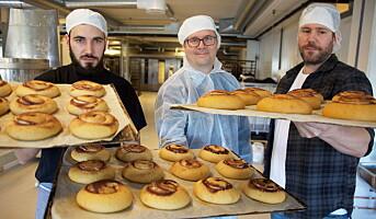 Dette er finalistene i «Årets Bakeri 2019»