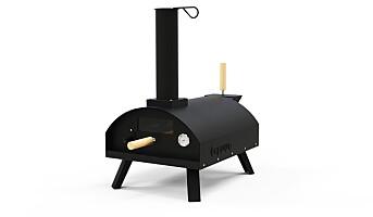 Lanserer innovativ pizzaovn