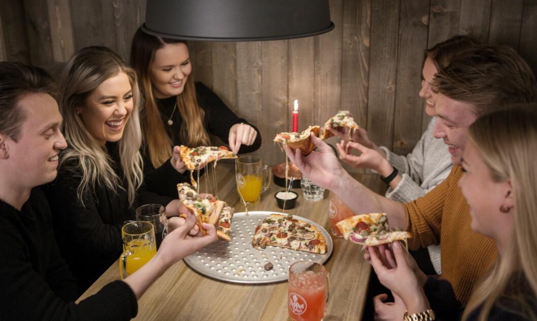 Illustrasjonsfoto: Peppes Pizza