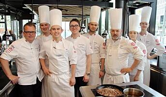 «Årets unge kokk» arrangeres til høsten