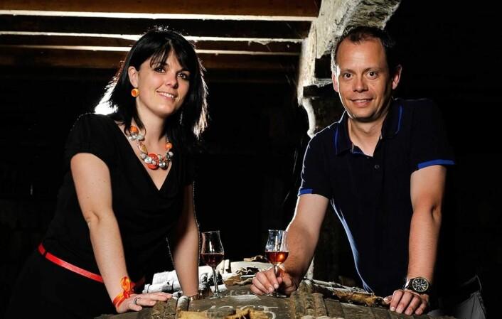 Elodie og Lauren Vallet driver i dag Chateau Montifeud. (Foto:Chateau Montifeud/Palmer)
