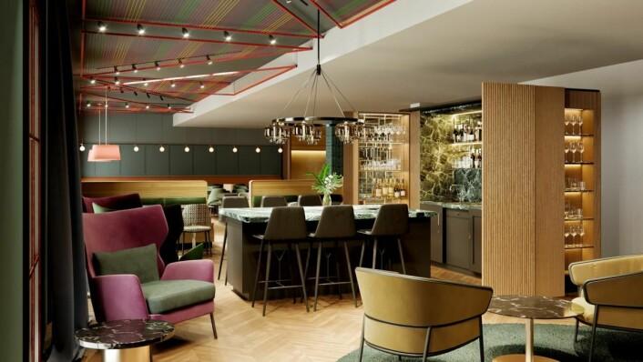 Nytt restaurantkonsept på Scandic Torget Bergen (tidligere Scandic Strand). (Foto: Scandic Hotels)
