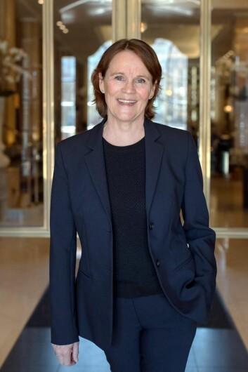 Ny salgsdirektør på Grand Hotel Oslo by Scandic: Trude Strøm Solberg. (Foto: Bærum Foto/Hege Finsrud)