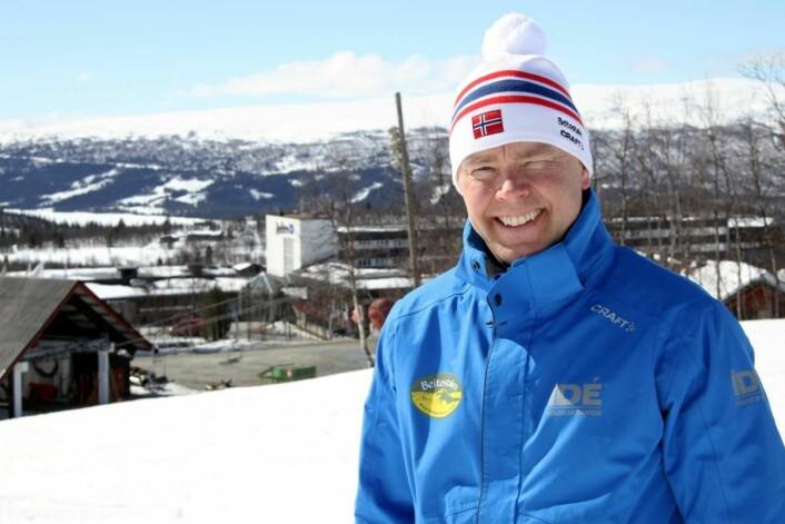 Atle Hovi på Beitostølen melder om rekordpåske. (Arkivfoto: Morten Holt)