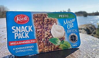 Utvider Snack Pack-serien med mager variant