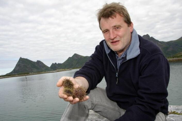Roderick Sloan er én av de norske kandidatene (Foto: Morten Holt)