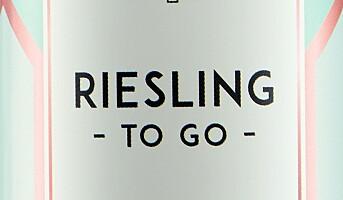 Norges første vin i slim-can med pantemerking