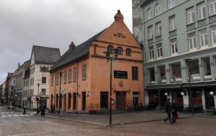 Gamle Raadhus restaurant i Oslo. (Foto: Morten Holt)