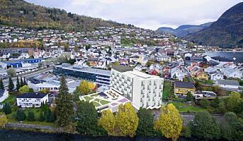 Sogndal-hotell med 111 nye rom