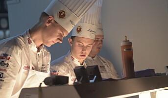 Dette er de nye tre norske kokkelandslagene