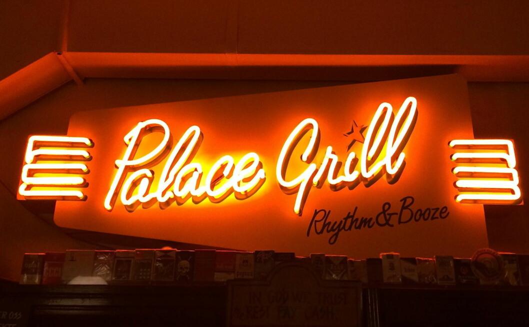 Illustrasjonsfoto: Palace Grill