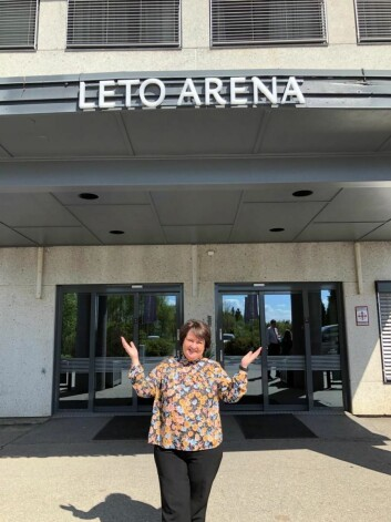 Ønsker velkommen til Best Western Leto Arena. (Foto:Best Western Leto Arena)