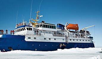 Ny vri med skiekspedisjon langs norskekysten
