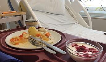 Middag når pasientene ønsker det