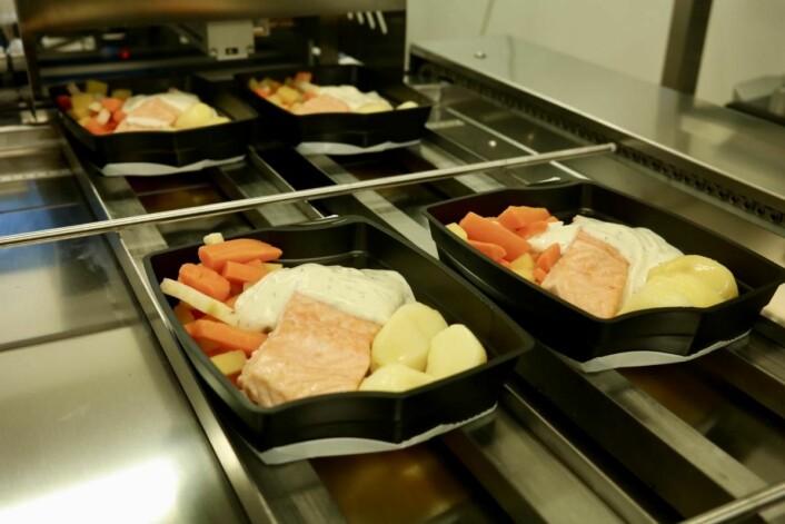 Sykehuset Innlandet er landets første helseforetak som tar i bruk en ny forpakning. (Foto: Sykehuset Innlandet)