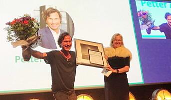 NHO Reiseliv ga hedersprisen til Stordalen