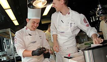 Disse skal delta i «Årets unge kokk»