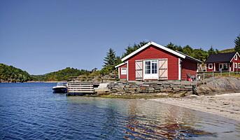Norsk hytteferie er populært
