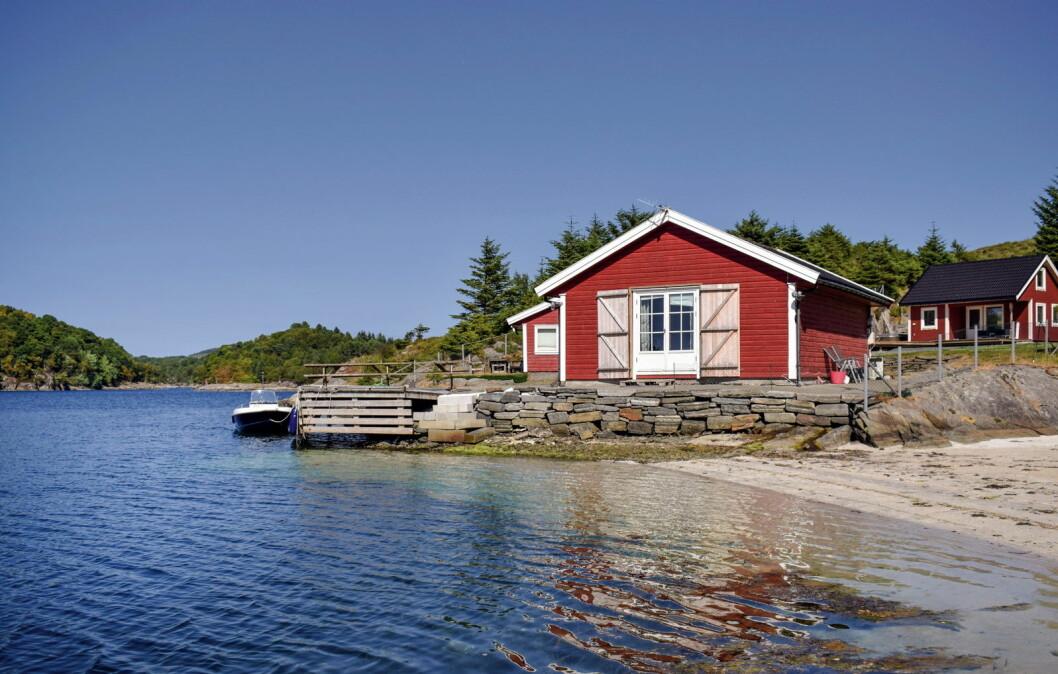 Hytteferie i norsk natur frister svært mange europeere i år, viser ferske bookingtall. (Foto: Novasol)