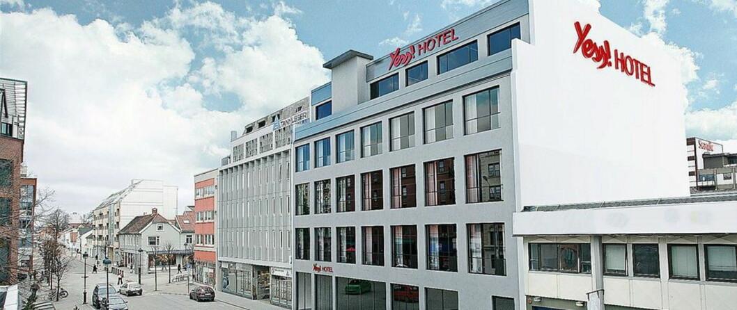 Yess Hotel Kristiansand går inn i Best Western Hotels & Resorts. (Foto: Yess Hotel Kristiansand)