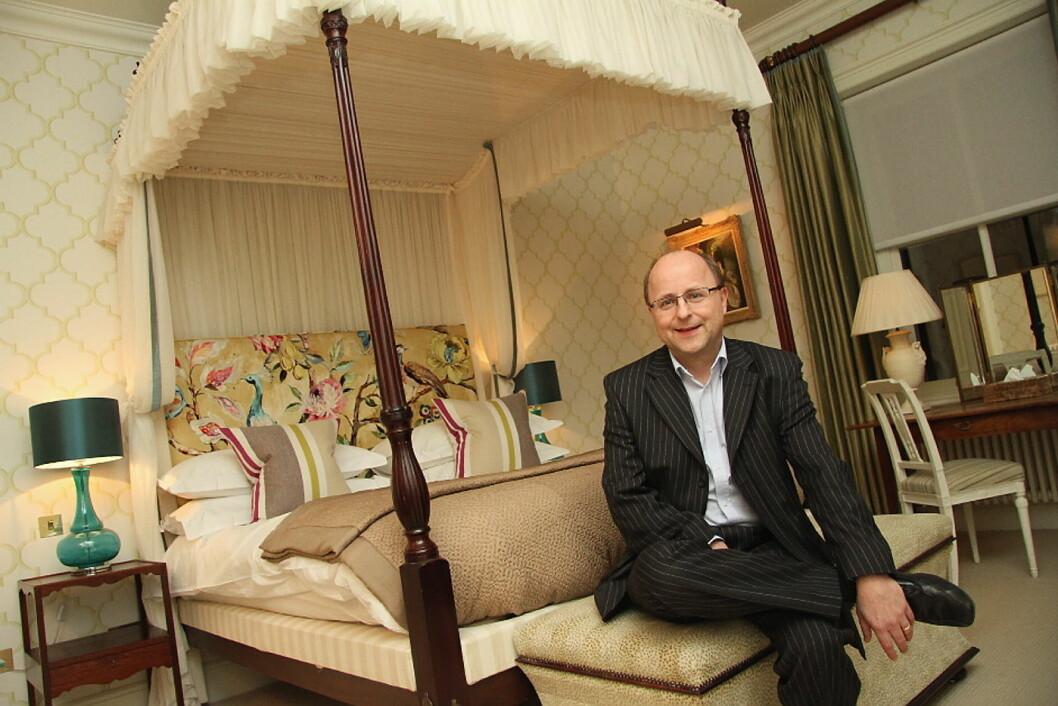 Bent Cato Danielsen blir ny hotelldirektør for Royal Crescent Hotel & Spa. (Foto: Morten Holt)