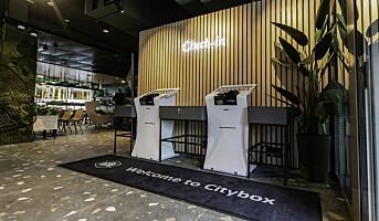 Citybox med nytt hotell i Bergen