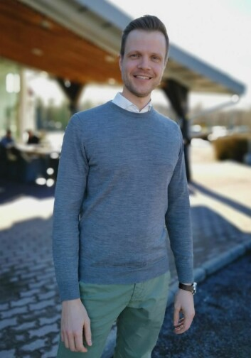 Harald Bjugstad-Holm. (Foto: Nordic Choice Hotels)