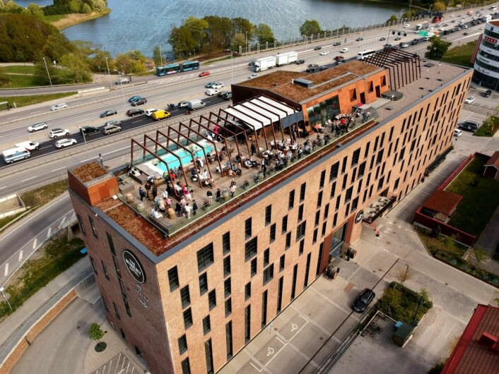 The Winery Hotel i Stockholm. (Foto: The Winery Hotel)